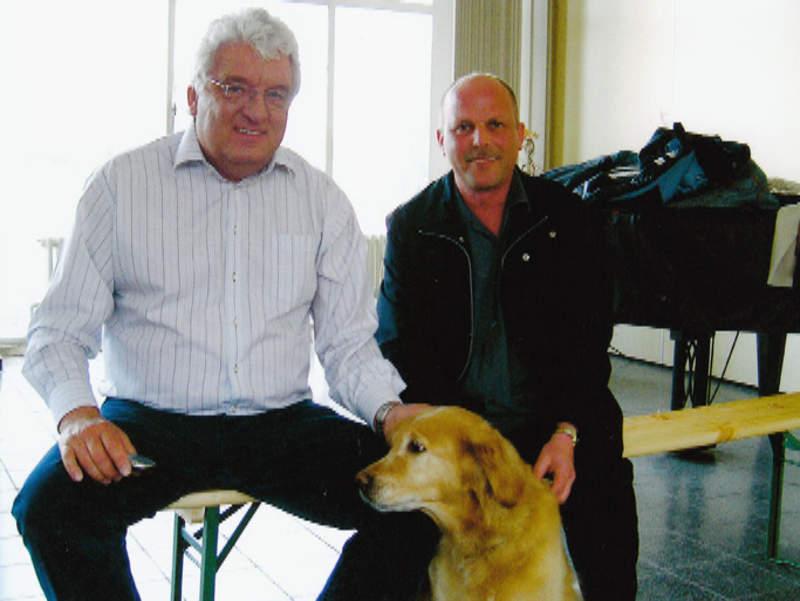 Hans Meiser Otti und Mikail Erfurt