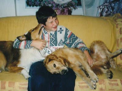 West Jutlands Othilde - als Familienhund
