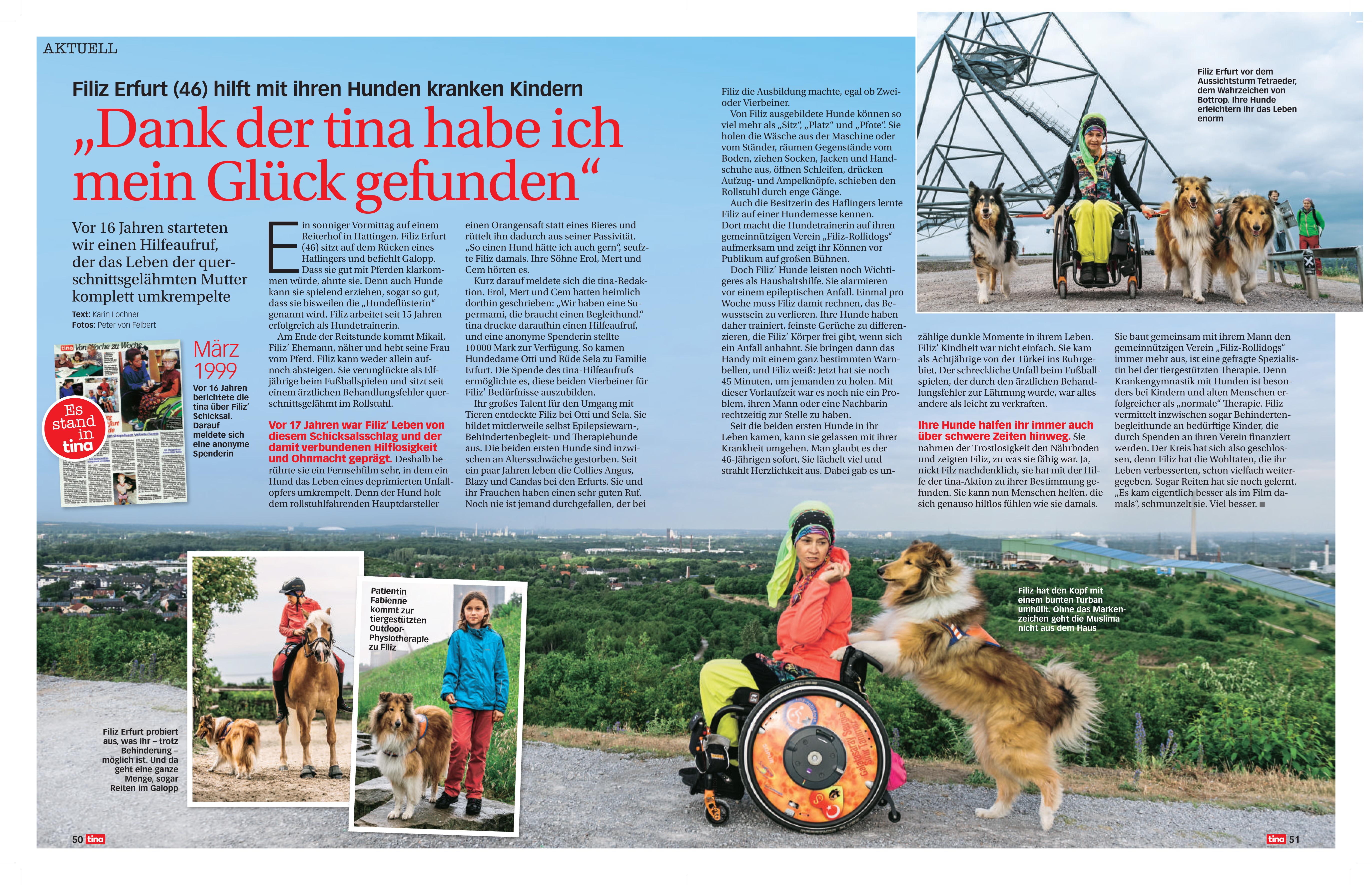 Tinazeitung 2015